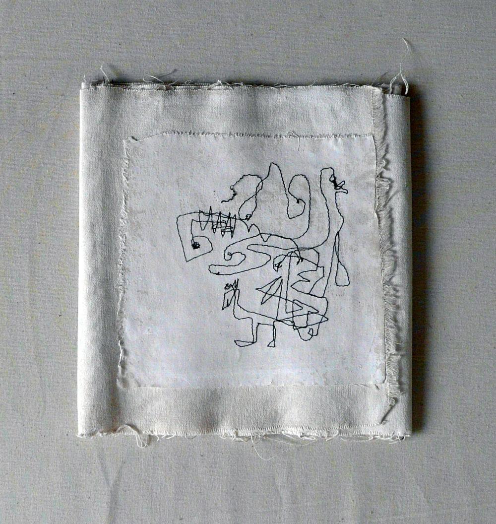 Boekje uitklapbaar dicht 22-22 cm uitgeklapt 1.47 cm